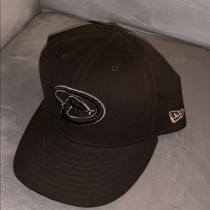 New Era Arizona Diamondbacks Cap 7 5/8